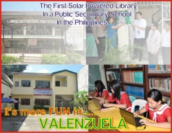 It's more fun in Valenzuela 3rd Place in photo contest