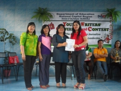 Metro Manila Young Writing Conference