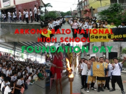 Arkong Bato National High School Foundation Day: Celebrating Years of Consistent Achievement