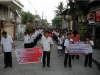 Arkong Bato National High School supports Valenzuela Dengue – Free Campaign