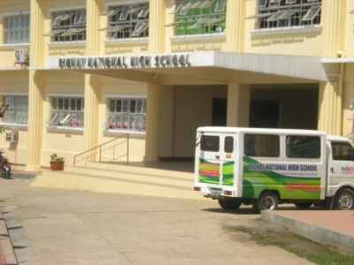 New Bignay NAtional High School Building_1